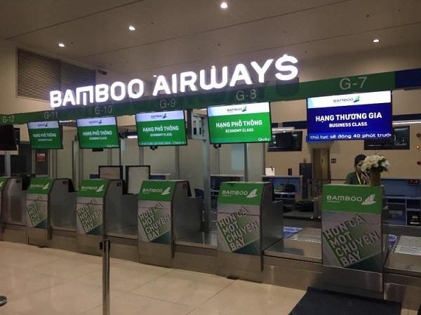 lam bien quang cao bamboo airways